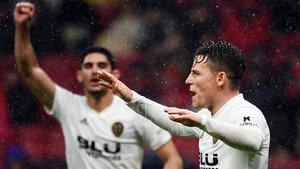 Pese a la derrota ante el Atlético de Madrid, el Valencia aún puede aspirar a clasificarse a la Champions League