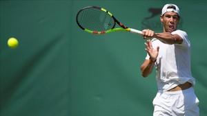 Rafa Nadal se estrena ante David Ferrer