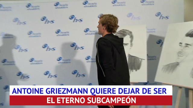 El reto de Griezmann