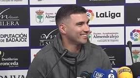 Reyes, la nueva estrella del Extremadura