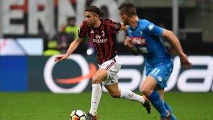 Ricardo Rodríguez cambiará el Milan por el Nápoles