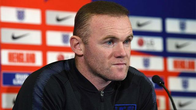 Rooney sobre su convocatoria: No espero que la gente esté de acuerdo