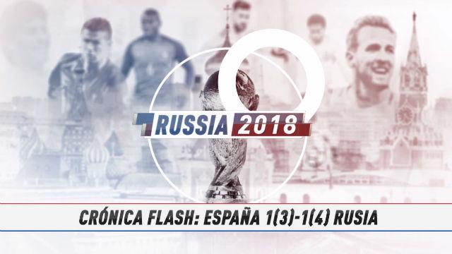 Rusia 2018 | Rusia deja a España sin el sueño del Mundial