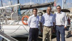 El Saló Nàutic trae a los mejores veleros a Barcelona
