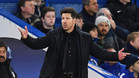 Simeone quita hierro a la eliminación del Atlético en la Champions League