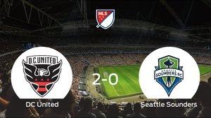 Tres puntos para el equipo local: DC United 2-0 Seattle Sounders