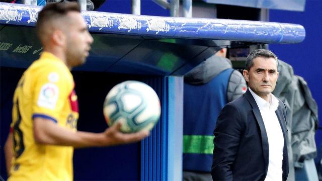Valverde: La adaptación de los nuevos es cuestión de tiempo