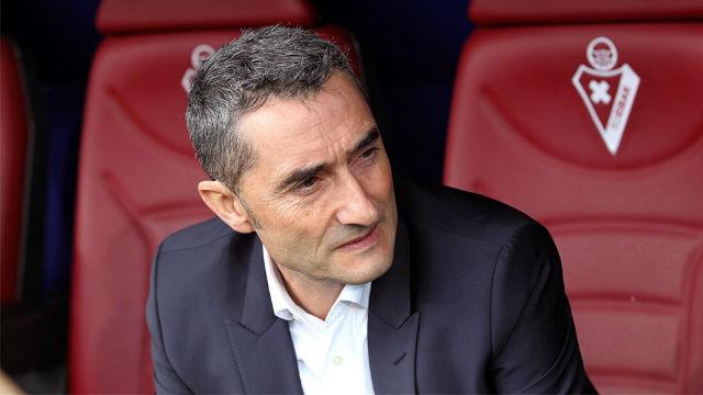 Valverde: Está de moda no ponerse de acuerdo; ni los políticos lo hacen