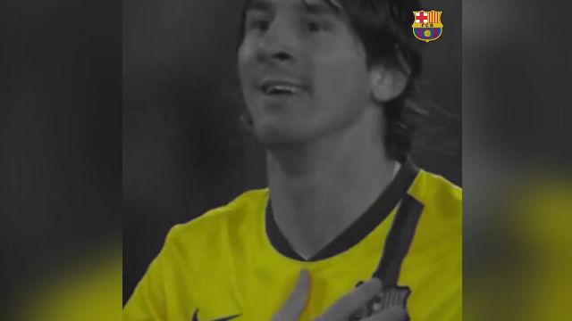 Vuelve la camiseta amarilla como segunda equipación del FC Barcelona