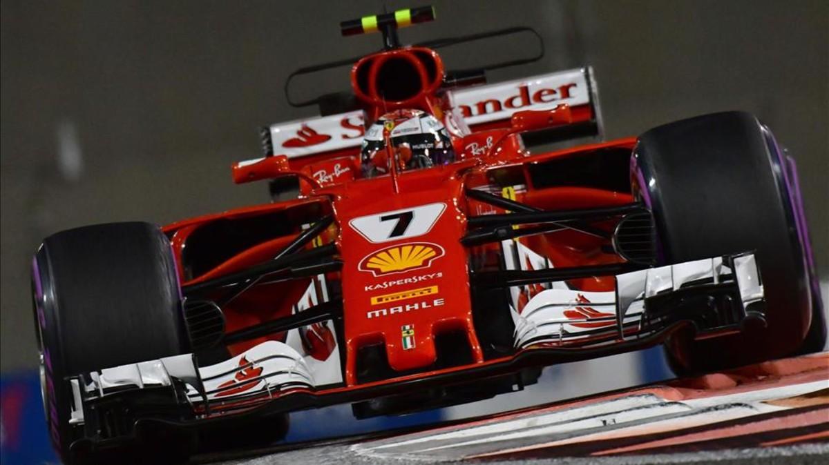 El Santander rompe el patrocinio con Ferrari F1