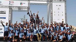Neuville ganó el Rally de Italia - Cerdeña