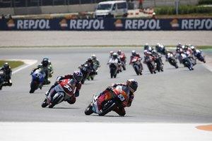Máxima igualdad en el Mundial Júnior de Moto3