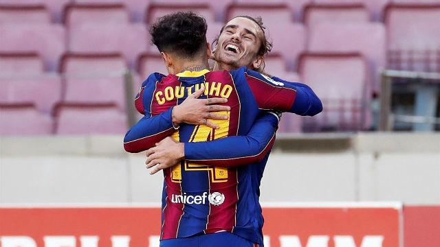 El 1x1 del FC Barcelona - Osasuna