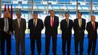 Algunos de los hombres de Florentino Pérez
