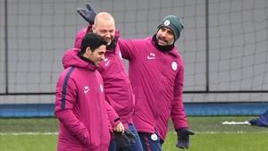 Arteta dejará de ser ayudante de Guardiola en el City