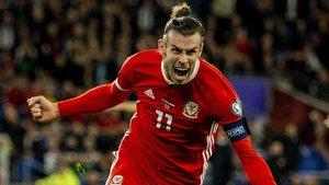 Bale estará en la Eurocopa con Gales.