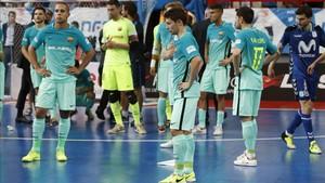 El Barça Lassa perdió la pasada Liga en la pista de Inter