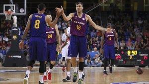 El Barça Lassa quiere celebrar el segundo triunfo consecutivo