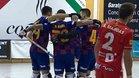 El Barça es más líder tras no fallar ante el Girona y el KO del Liceo
