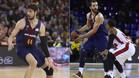 El Barça trabaja para sellar la continuidad de Tomic y Ribas