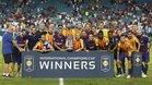 El FC Barcelona regresa a Estados Unidos donde ganó un clásico para la historia