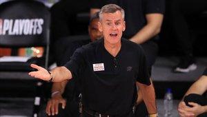 Billy Donovan es el nuevo entrenador de los Bucks de Chicago