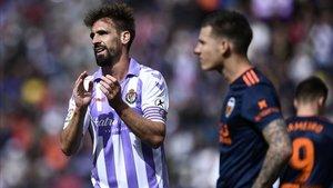 Borja Fernández, uno de los jugadores expedientados.