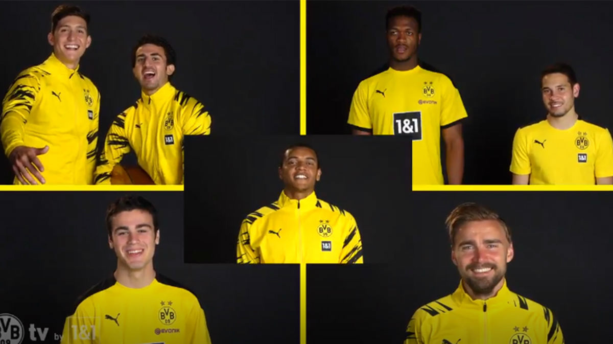 El Borussia Dortmund oficializa el fichaje de Jude Bellingham de la forma más original posible
