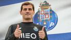 Casillas ha renovado con el Oporto