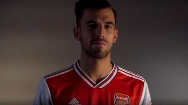 Ceballos vestirá la camiseta del Arsenal la próxima temporada