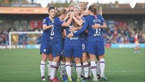 El Chelsea, campeón de la Premier femenina