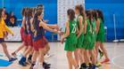 Comienza el MIC Integra de baloncesto femenino