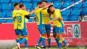 Con cuatro jornadas por disputarse, Las Palmas aún tiene opciones de ascender