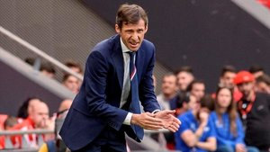 Cuco Ziganda, exentrenador del Athletic de Bilbao