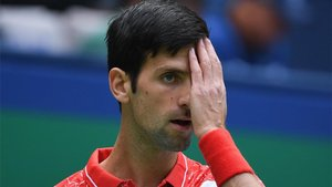 Djokovic, con paso firme en Shanghái