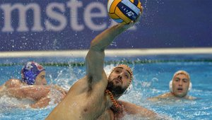 España - Hungría en la gran final del europeo de waterpolo