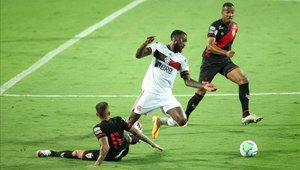 Flamengo perdió el último fin de semana