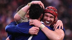 Francia celebra su triunfo ante Inglaterra