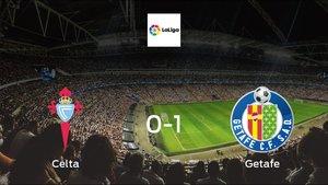 Getafe cruise to a 0-1 win over Celta at Municipal de Balaidos