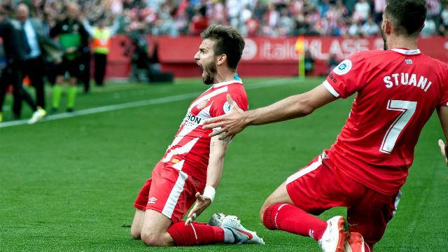 El Girona quiere seguir siendo de Primera
