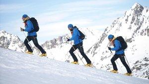 Grandvalira, epicentro del esquí de montaña