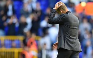 Guardiola no pudo contar con una de sus grandes peticiones el pasado verano