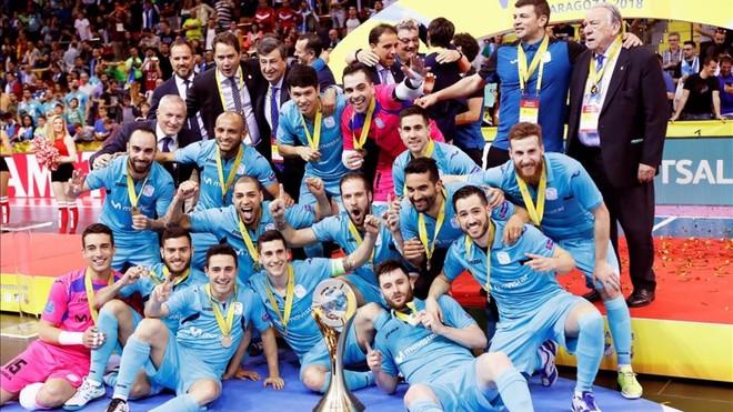 Inter destroza al Sporting y logra su quinta Copa de Europa
