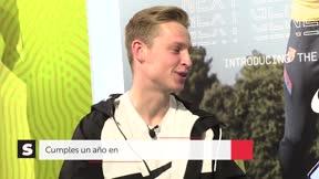 De Jong se puntúa por su rendimiento en el Barça: Me quedo en un seis
