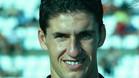 José Antonio Gordillo en su etapa como jugador del Nàstic