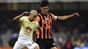 El joven mexicano Diego Lainez será jugador del Betis en las próximas horas.