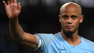 Kompany se despidió de la afición del City conquistando la FA Cup