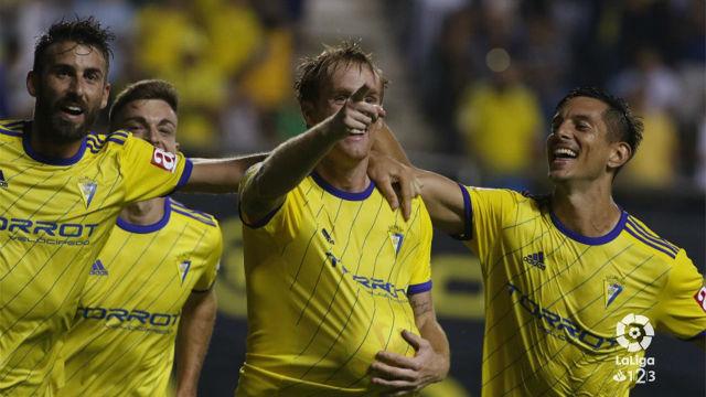 LALIGA 123 | Cádiz- Almería (1-0)