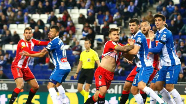 LALIGA   Espanyol - Girona (0-1)