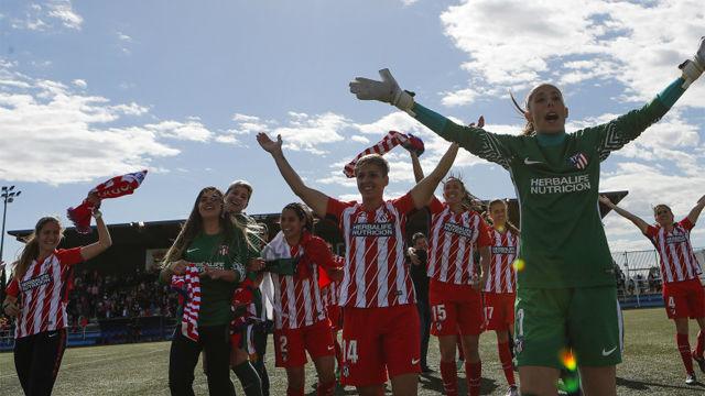 LALIGA IBERDROLA | Zaragoza - Atlético de Madrid Femenino (1-6)